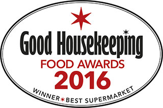Good Housekeeping Food Awards 2016